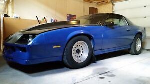 1984 Camaro Z28 with new 350 SBC for trade or sale