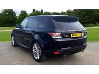 2013 Land Rover Range Rover Sport 3.0 SDV6 HSE Dynamic 5dr Automatic Diesel 4x4