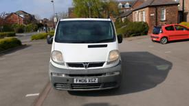 Vauxhall Vivaro 2900 DI SWB spares or repairs
