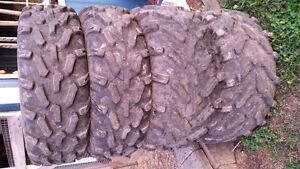 ATV tires - Radial