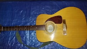 GUITARE FENDER ACOUSTIQUE CG-7