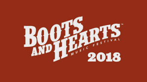 Selling Boots & Hearts Tickets + Camping.