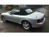 Mazda MX-5 1.8i ROADSTER CONVERTIBLE LOW MILES