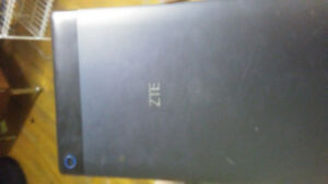 16 gig ZTE tablet mint condition