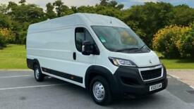 2020 Peugeot Boxer 435 L4 Diesel 2.2 BlueHDi H2 Professional Van 140ps High Volu