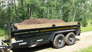 Nice Organic Top Soil For Sale. Delivered