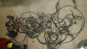 Wiring Harness-Chevy/GMC S10/S15