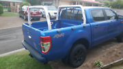 Ford ranger tub and ladder rack Churchill Ipswich City Preview
