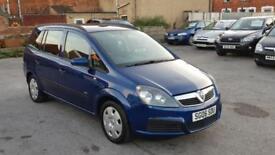 Vauxhall/Opel Zafira 1.6i 16v ( a/c ) 2006MY Life Low Mileage,HPI Clear