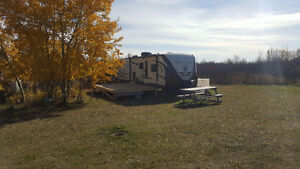 Seasonal RV Lots - Jackfish Lake Cochin SK