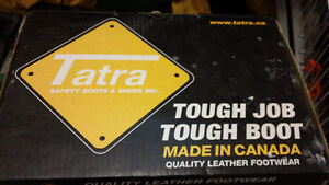 Safety Boots size 11