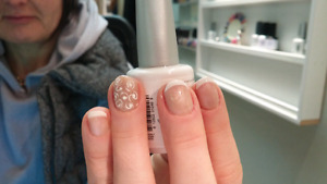 Gel Nail by Experiences Techinician!