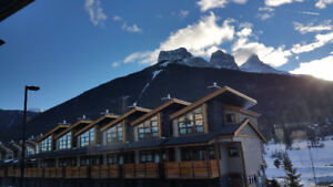Fully Furnished Townhouse for Rent in Canmore