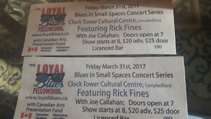 The LOYAL Blues Fellowship- Blues In Small Spaces Concert Series