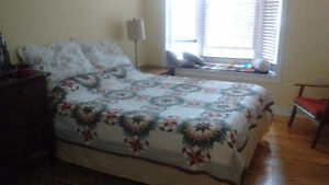 Bright, clean, furnished in North End Halifax