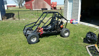 Price Dropped- Adult Dune Buggy With Spare Engine - $600 Firm!