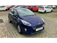Ford Fiesta ZETEC 1.1 85ps 5dr Manual Hatchback Petrol Manual