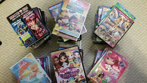 Barbie Movies/DVDs