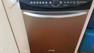 Frigidaire stainless steel dishwasher