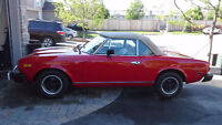 1979 Fiat Other Convertible
