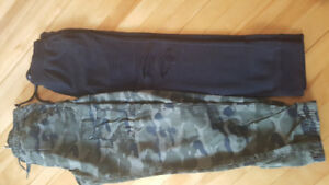 Large youth pants old Navy/urban kids $10