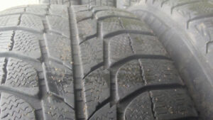 Michelin X-ICE 225/60r16 Winter Tires Pneus Hiver
