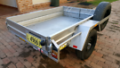 Box Trailer Hire 6x4 ft $30 a day