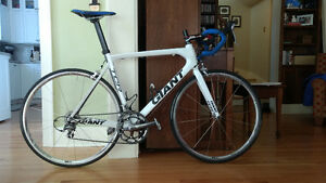 2011 Giant TCR Advanced L/XL