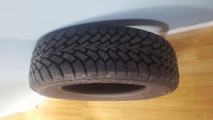 Winter tires (4) 195 65 r15 for sale (like new condition)
