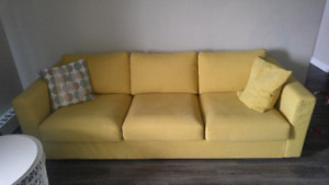Vimle couch from Ikea