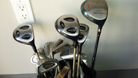Women's complete set of Golf Clubs