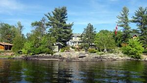 Spectacular Waterfront Property