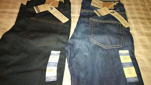 Two pairs of Jeans, brand new and never worn