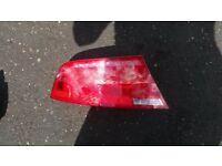 Selection of Audi Rear Lights for sale