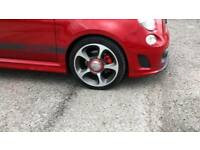 2014 Abarth 595 1.4 T-Jet Competizione 3dr Manual Petrol Hatchback
