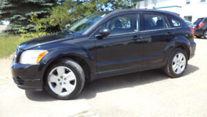 09 Caliber - auto  - LOADED - A/C - NEW TIRES - ONLY 108,000 KMS
