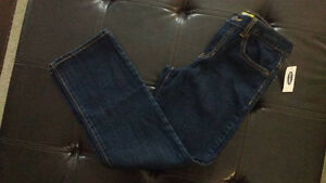 Old Navy boys jeans, Size 12 Regular straight (BNWT)