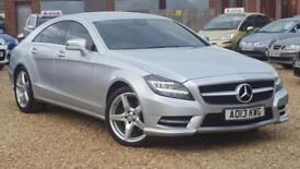 Mercedes-Benz CLS250 2.1CDI Blue F (s/s) 7G-T Plus 2013MY Sport AMG - PX - SWAP