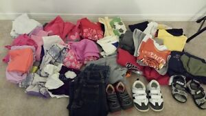 Kids clothing & shoes