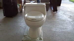 High end Kohler Rialto toilet