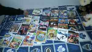 Wii game's $5 each  or all 25 games for $90  Kawartha Lakes Peterborough Area image 1