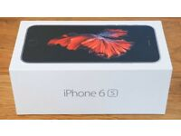 iPhone 6s unlocked brand new in box huge 128 gb top of the range