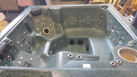 Hand Crafted Hot Tub (NEW)