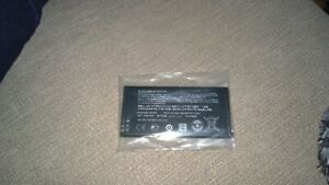 BRAND NEW RECHARGABLE REPLACEMENT BATTERY FOR POLAROID A600 $20
