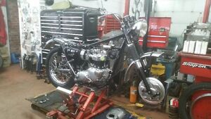 1970  TRIUMPH BONNEVILLE, 67 TT SPECIAL CLONE, NEW EVERYTHING St. John's Newfoundland image 9