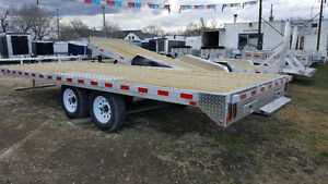 Excellent Assortment of BW Trail Aluminium Trailers in Stock
