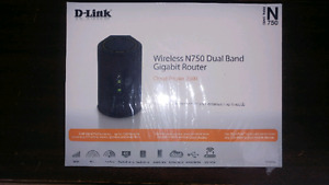 Brand new wireless router