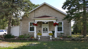Beautiful Century Home on One Acre Lot!