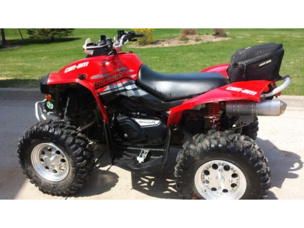 Used 2009 Can-Am Renegade