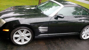 2005 Chrysler Crossfire cuir Coupé (2 portes)